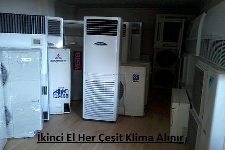 Eski Klima Salon Tipi Alanlar