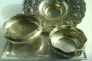 900 Ayar Gümüş Alanlar