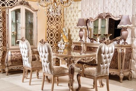 Kullanılmış Klasik Yemek Odası Alımı